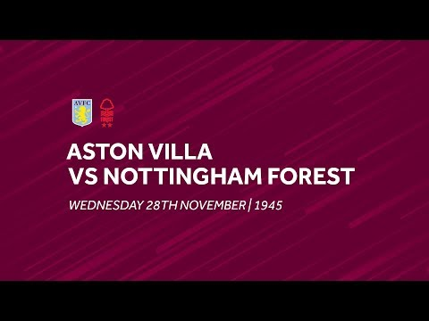 Aston Villa 5-5 Nottingham Forest: Extended highlights
