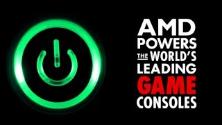 AMD Powers the World's Leading Game Consoles