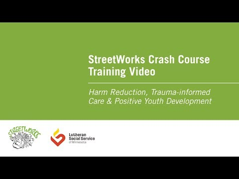 Harm Reduction, Trauma-informed Care & Positive Youth Development