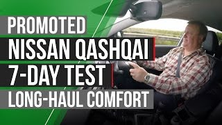 Promoted: Nissan Qashqai 7-day test – great for long-haul driving by Autocar
