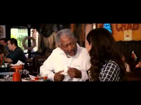 morgan freeman at his best-evan almighty