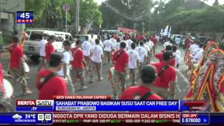 Video Ketika Relawan Jokowi dan Prabowo Bertemu MP3, 3GP, MP4, WEBM, AVI, FLV Agustus 2018
