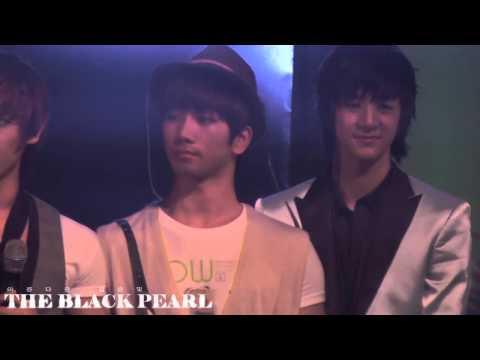 100527 엠카운트다운 MBLAQ - 개구쟁이 리더ㅋ (BLACK PEARL) (видео)