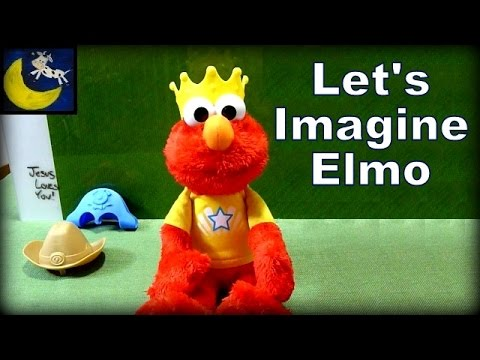 Playskool Sesame Street Let's Imagine Elmo Review (Elmo the Musical Toy)