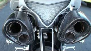 10. YAMAHA R1 with a MONSTER YOSHIMURA Exhaust - Start-Up & Revving