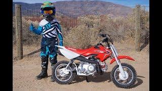 5. 2018 Honda CRF50F | kids dirt bike - Off-road Motorcycle for kids