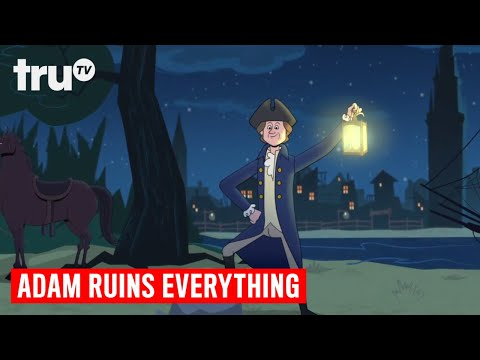 Adam Ruins Everything The Truth About Paul Revere s