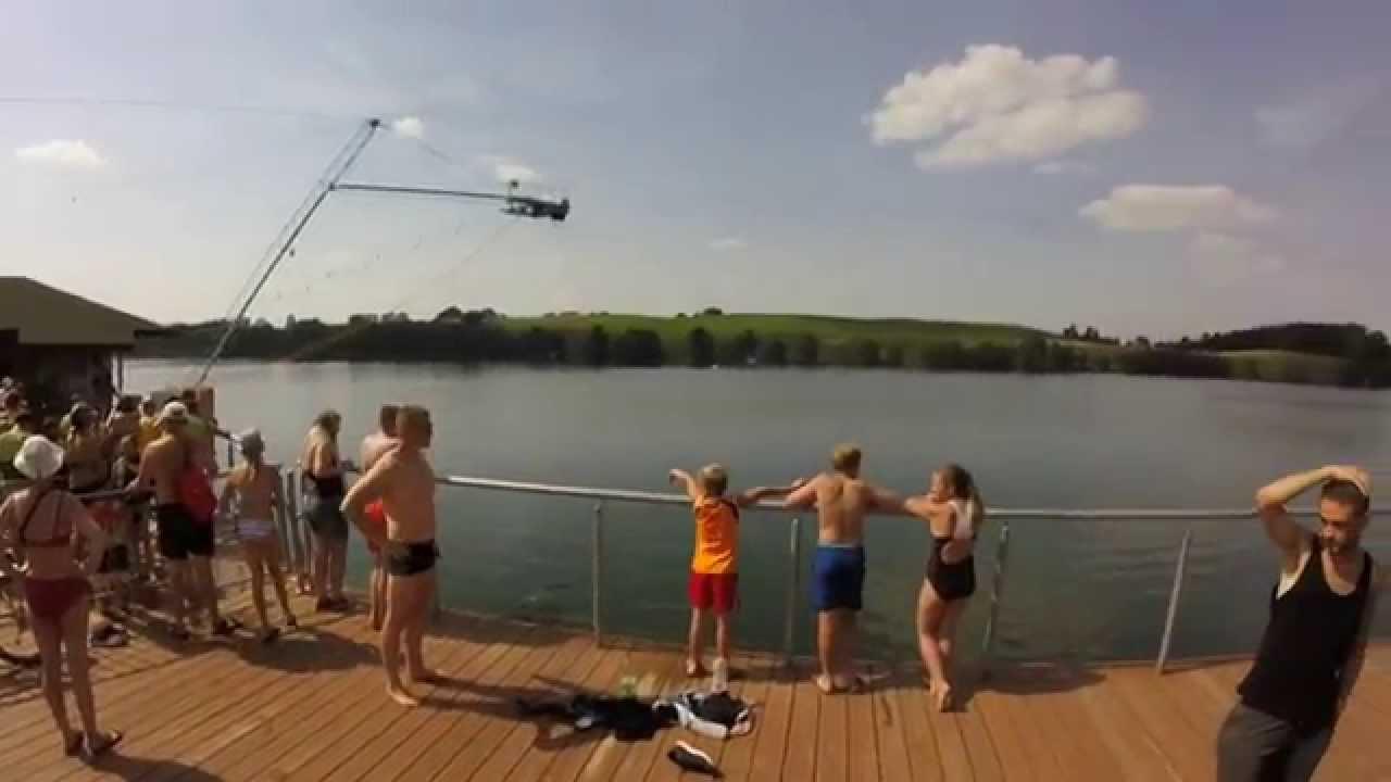 Wyciąg nart wodnych i wakeboardu