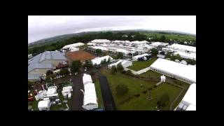 Devon County Show Aerial Video Compilation 2014