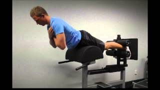 Exercise Index: Back Raise