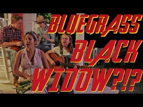 'Black Widow' Gets A Bluegrass Cover!