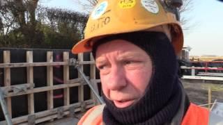 Spakenburg een flexibele waterkering, Eemdijk krijgt coupures in de dijk