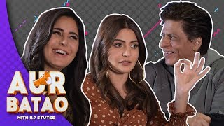 Video When Shah Rukh Khan asked Katrina out on a date II ZERO INTERVIEW II AUR BATAO MP3, 3GP, MP4, WEBM, AVI, FLV Januari 2019