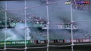 Green Hell VII - Coritiba 1 x 1 Fluminense (2009)