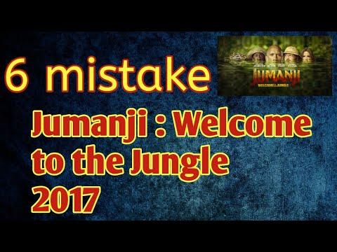 6 big mistake in jumanji welcome to the jungle 2017