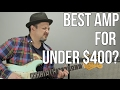 Guitar Amps on a Budget | Marty's Thursday Gear Video