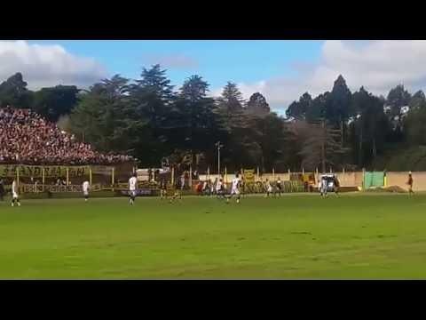 Flandria 1 - Alte. Brown 0: La 14 explota con el gol de Platense en Vicente López - La Barra de Flandria - Flandria