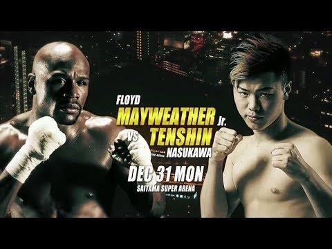 Floyd Mayweather vs Tenshin nasukawa Promo   STRONG LITTLE BOY FROM JAPAN