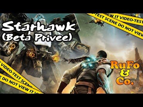 Avant-Première - Starhawk Bêta Privée