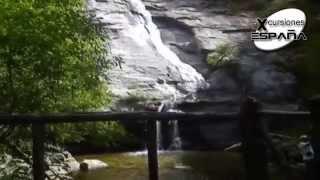Navafria Spain  city images : Piscinas naturales y cascada
