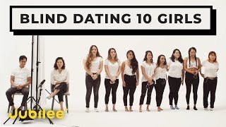 10 vs 1: Speed Dating 10 Girls Without Seeing Them