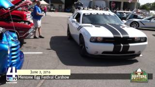 2016 Mentone Egg Festival Car Show