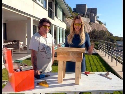 DIY Pallet furniture on Top billing
