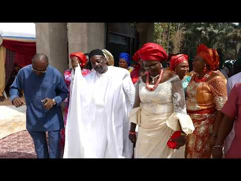 Venessa & Nobel - Igbo traditional wedding #Imo state