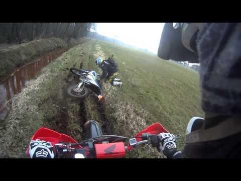 Enduro ride cr250