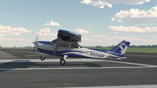 Video Normal & Crosswind Approach & Landing - Lesson 1 MP3, 3GP, MP4, WEBM, AVI, FLV Juli 2019