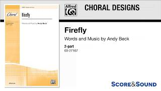 Firefly, by Andy Beck – Score & Sound