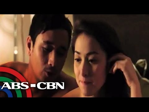 scenes - Get to know the reaction of Priscilla Meireilles on the love scene of his husband John Estrada with Cristine Reyes in Trophy Wife. Subscribe to the ABS-CBN News channel! - http://goo.gl/7lR5ep...