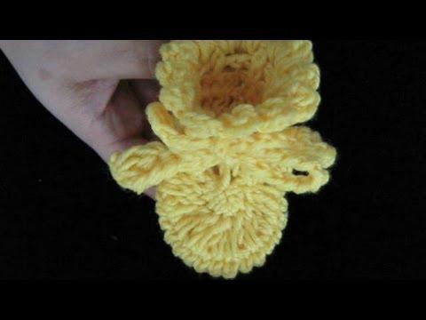 جرابات بيبي كروشيه - لكلوك | نسيم الوادي |  Baby Booties Crochet