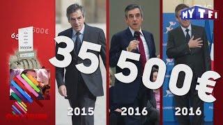 Video Les costumes de Fillon et Macron taillés par Quotidien - Quotidien 13 Mars MP3, 3GP, MP4, WEBM, AVI, FLV Oktober 2017