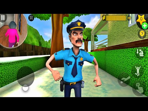 Scary Teacher 3D - Control Officer Miss T House (Android/iOS)