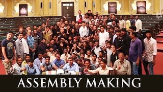 Video Making Of Bharat Ane Nenu Assembly | Mahesh Babu | Siva Koratala | Kiara Advani | DSP MP3, 3GP, MP4, WEBM, AVI, FLV Oktober 2018