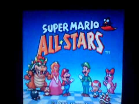 Xbox 360 Snes 360 Super mario Emulator