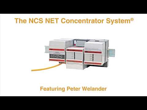 Moore Industries NCS NET Concentrator System