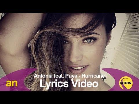 Antonia feat Puya - Hurricane