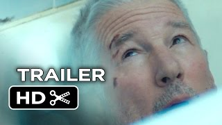 Time Out Of Mind Official Trailer  1  2015    Jena Malone  Richard Gere Movie Hd