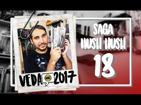 VEDA 18 ? O Melhor (e o Pior) de Hush Hush | Na Minha Estante