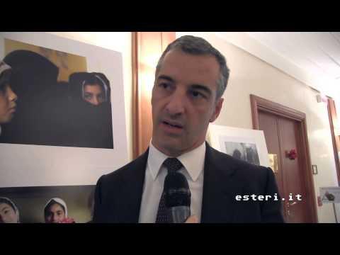 X Conferenza degli Ambasciatori – Intervista Ambasciatore a Mogadiscio, Andrea Mazzella