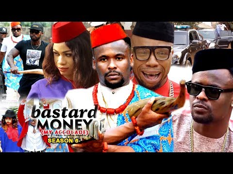 Bastard Money (My Accolade) Season 6 - 2018 Latest Nigerian Nollywood Movie Full HD | 1080p