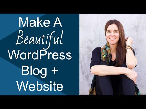 WordPress Tutorial For Beginners: Create A Website & Get Online – Today!