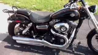 9. 2010 Harley Davidson Wide Glide