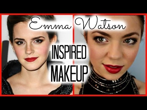 Celebrity's Makeup Tutorial: Emma Watson And Lily Collins
