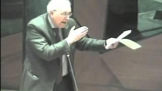 La crisi della UE - On. Maurizio Eufemi