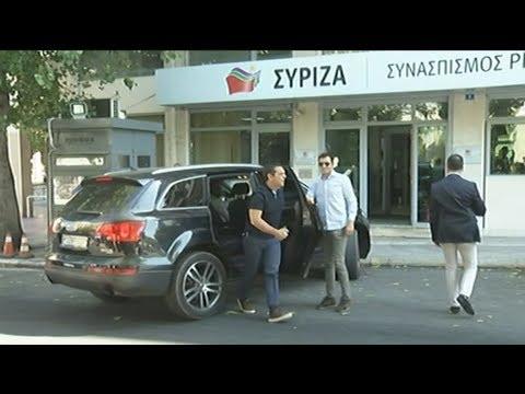 ΣΥΡΙΖΑ: Συνεδριάζει  η Πολιτική Γραμματεία