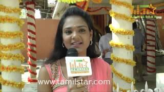 Bharatha at Ettu Movie Launch