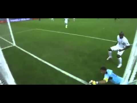 Bu gol Dünya Kupası'nda bir ilk